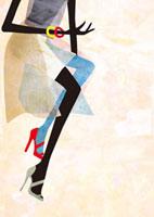女性の足 22987000162  写真素材・ストックフォト・画像・イラスト素材 アマナイメージズ