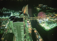 横浜みなとみらい 25356000007| 写真素材・ストックフォト・画像・イラスト素材|アマナイメージズ