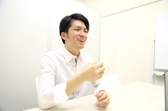 「結果が出れば出るほどインターンに還元する会社です」 日本ECサービスにインターンから入社した塚本さんにインタビュー