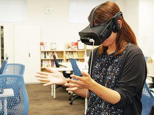 新しいことにも挑戦中!Oculus+leapmotionで次の時代へ!