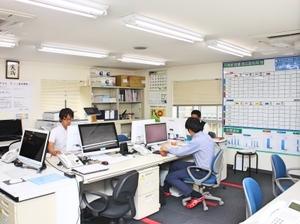 オフィスは完全自社ビル!守口駅から徒歩5分!