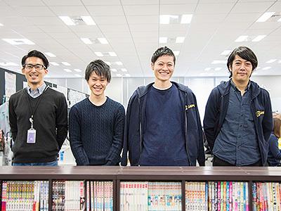 コミックスマート株式会社