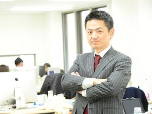 代表の田中は元大手人材系企業・インテリジェンス役員出身です!