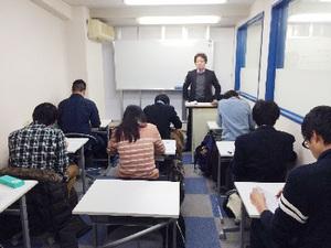 少人数対話式授業専用の教室です
