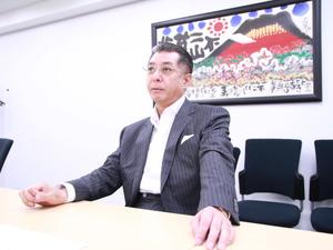 社長の松村です。競合の少ないこのブルーオーシャン市場で日本・世界を代表する会社を一緒に創りましょう!!