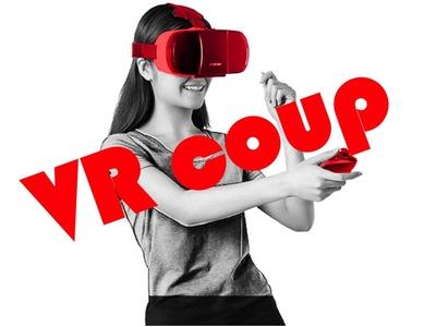 世界初!VRゲーム!気になった方は是非ご応募ください!