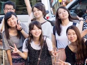 タイで行われた社員研修