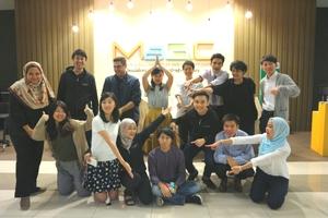 マレーシアオフィスのメンバー