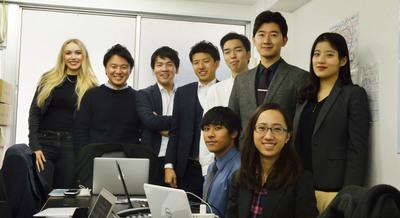 東京オフィスのメンバー