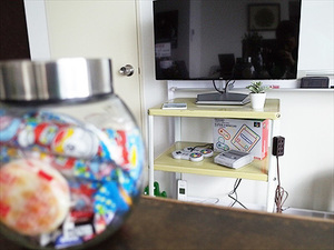 渋谷のおしゃれなオフィスの第1期生募集。お菓子やゲームもあり!