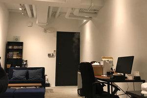 オシャレな南堀江のデザイナーズオフィスで働けますよ!