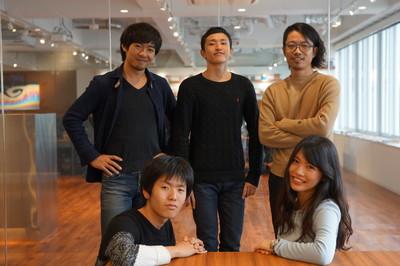 今回のプロジェクトで実際に一緒に働くメンバーです!