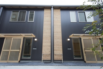 設計施工したタツミNAGAYAは大阪市ハウジングデザイン賞受賞しました