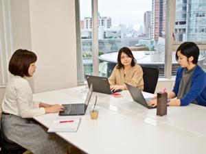 オフィスは「日比谷線六本木」駅から徒歩2分!
