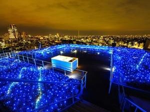 屋上の写真です!