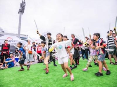 全国のお祭りやイベントで大盛り上がり!!
