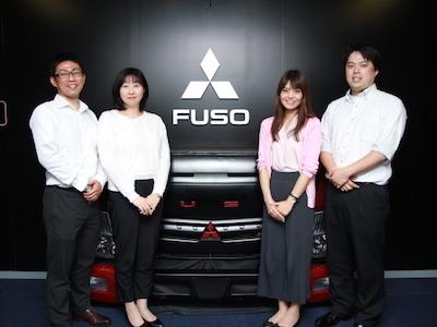 三菱ふそうトラック・バス株式会社【福岡】