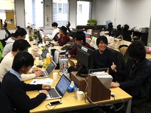 オフィスは開放的で、働きやすさ抜群!