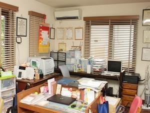 オフィスはアットホームな雰囲気です!