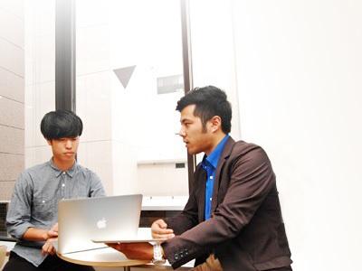 事業拡大期なのでどんどんメンバーも増えています!会社の成長を見てもらえます。