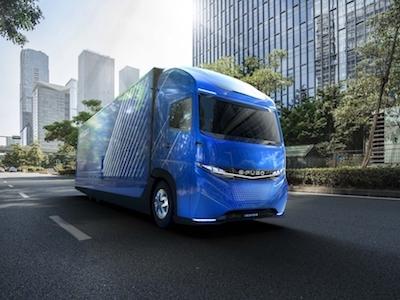 三菱ふそうトラック・バス株式会社