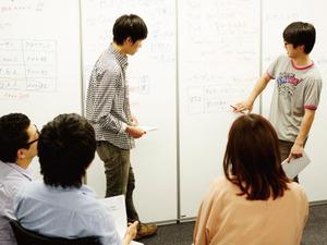 マーケティング、新規事業立案に携わり、社会人になってから最速で活躍できる人に!