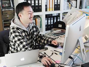 デザイナー候補も大歓迎。コーディングもデザインも経験できます。