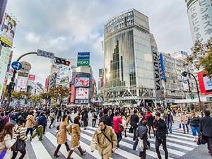 ここ渋谷から新サービスを世界に発信してください!