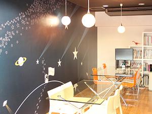 五反田駅徒歩4分のキレイなオフィス。