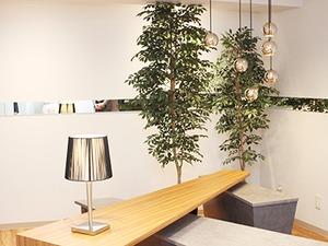 オフィスは麹町にある、今年できたばかりの綺麗なオフィスです。