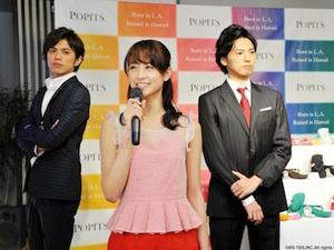ベクトルが舞台となった映画「東京PRウーマン」が上映されました。