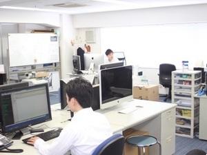 慶應義塾大学三田キャンパス目の前のキレイなオフィス。