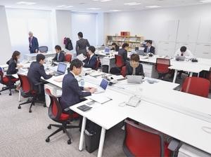 オフィスは淀屋橋駅から徒歩1分!