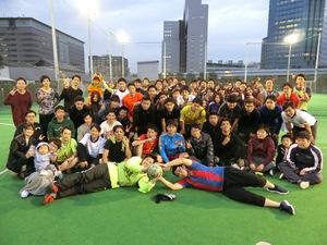 平均年齢25.4歳!若いメンバーが多いので、学生の皆さんが活躍できる環境です!!
