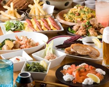 本場の沖縄料理と豊富なお酒が堪能できる琉球居酒屋でアルバイトしませんか?
