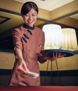 """【京都駅から徒歩2分】""""はんなり""""居心地の良い空間を演出する「新・都ホテル」★週2日~OK。時間はあなた次第で応相談!学生、フリーター、主婦(夫)OK"""
