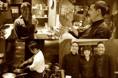 駅直結の「Vino&Ristorante CONNESSO 」や、岡崎のカフェで働いてみませんか?
