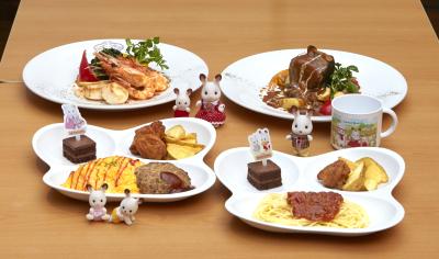 シルバニアファミリーの世界観を楽しめるレストラン「シルバニア森のキッチン」でキッチンスタッフ募集!