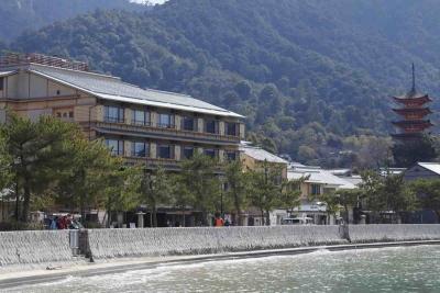 1912年創業の老舗旅館「錦水館」