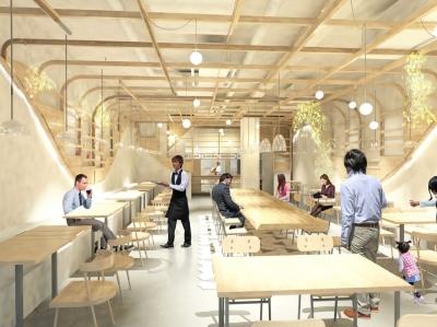 スタイリッシュな空間が広がるインディア・カフェで、オープニングスタッフ募集!