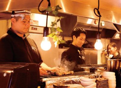神奈川・東京に10店舗を展開する飲食企業!
