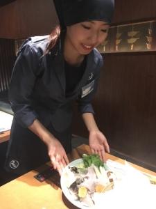2017年9月に渋谷にOPEN!ふぐ料理専門店でオープニングスタッフとして働きませんか?