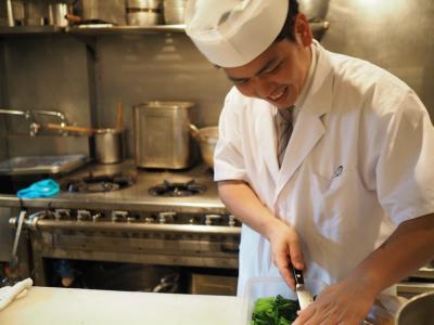 """創業80年。""""食""""の総合サービス企業が発信する和食ブランド店舗でキッチンスタッフ募集!"""