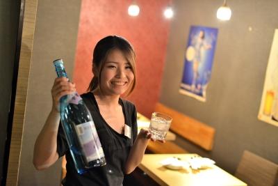 美味しくお酒と料理が楽しめる空間を私たちと一緒に作っていきましょう!