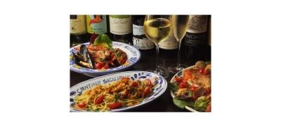 地中海の豊かな恵みに育まれたシチリア料理の専門店◎