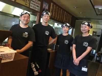 名古屋にあるラーメン店2店舗で店舗スタッフ募集!未経験の方もイチからしっかりお教えします☆