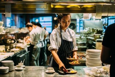 2017年8月末にオープン!モダンなタイ料理のお店で、キッチンスタッフとして働きませんか?