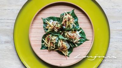 「LONG RAIN」では、色鮮やかなモダン・タイ料理をご提供しています。