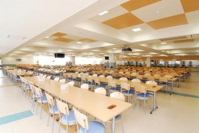 東証一部上場企業100%出資のグループ会社の社員食堂で働きませんか?