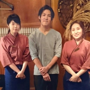 赤坂にある和食処「まごの邸」で、店舗スタッフとして楽しく働こう♪